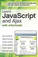 Learn javascript and Ajax with w3Schools ebook download