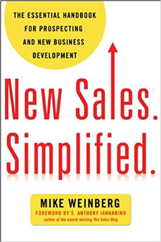 3 fundamental sales books every new salesperson should read the most critical activity for any new salespersons success is prospecting ive found that when building a funnel and learning the ropes fandeluxe Choice Image