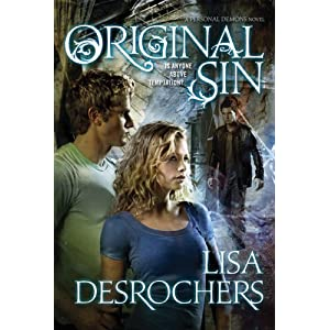 Original Sin (A Personal Demons Novel)