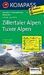 Zillertaler Alpen - Tuxer Alpen: Wand...