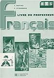 echange, troc Catherine Duffau, Françoise Pfirrmann - Français BTS : Livre du professeur