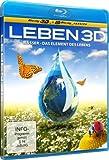 Image de Leben 3d - Wasser - das Element des Lebens [Blu-ray] [Import allemand]