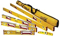 Stabila 196 Level Set Kit - 78