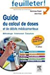Guide du calcul de doses et de d�bits...