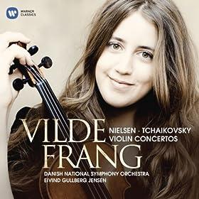 Nielsen / Tchaikovsky violin concertos
