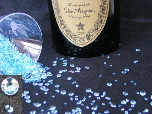 4000 Baby Blue/Sapphire (25) Crystal Diamond