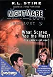 The Nightmare Room Thrillogy: What Scares You the Most? Bk.2 (The Nightmare Room Thrillogy) (0007123779) by R. L. Stine