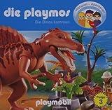 echange, troc Die Playmos, Bernd Gnann, David Wittmann, Gerrit Schmidt-Foß, Ricardo Richter, Various - Die Dinos Kommen - CD3 (Playmobil)