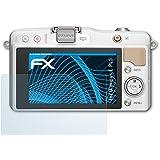 3 x atFoliX Olympus E-PL5 Film protection d'écran Film protecteur - FX-Clear ultra claire