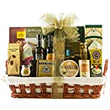 Wine.com Bountiful Snacks Gift Basket, 9.60 Pound