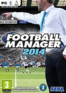 Football Manager 2014 (PC DVD)