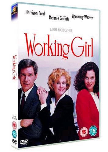 Working Girl [1988] [DVD]