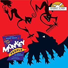 The Monkey People Audiobook by Eric Metaxas Narrated by Raul Julia