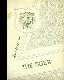 (Reprint) 1954 Yearbook: Tipton High School, Tipton, Oklahoma Tipton High School 1954 Yearbook Staff