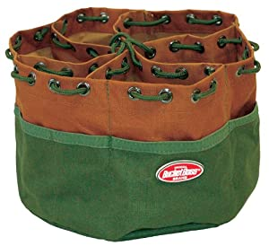 Bucket Boss 25005 Pro Parachute Bag 18-Pocket Bucket Tool Organizer
