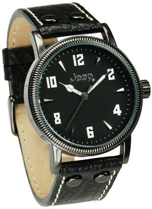 ADOLFO Men's 31022D Calendar Second Sub Zone Tank Watch