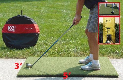 Golf Mat 3x5 High Quality Golf Practice Mat