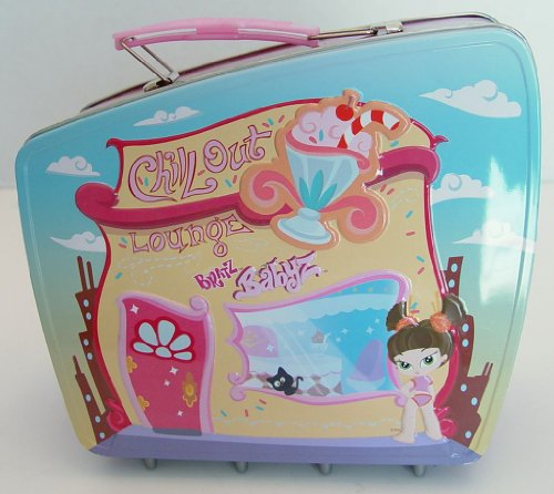 Bratz Babyz Tin Box Chill Out Lounge Lunch Box / Storage Case - 1
