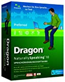 Dragon Naturally Speaking Preferred inkl. Headset V10.0