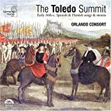 Various Composers Toledo Summit, The (Orlando Consort) (Digipak)