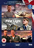 The Definitive Triple DVD Collection - The Battle of Britain - Ewan McGregor & Geoffrey Wellum - Bomber Boys, Battle of Britain & First Light - As seen on BBC1