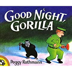Good Night, Gorilla (Picture Puffin)