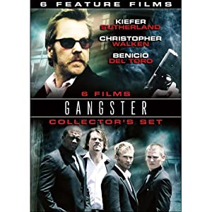 Gangster's 6-Movie Collector's Set movie