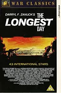 The Longest Day [VHS] [1962]