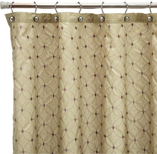 Popular Bath Arianna Shower Curtain Sage