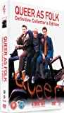 Queer As Folk - Definitive Collector's Edition [DVD] [1999]