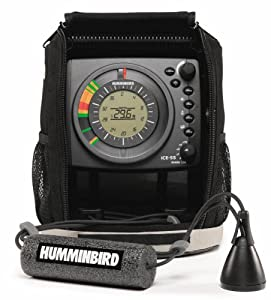 Humminbird ICE-55 Six Color Flasher with LCD by Humminbird