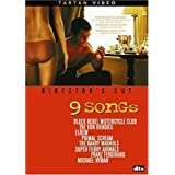 9 songs - Unrated Full Uncut Version ~ Kieran O'Brien