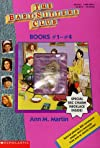 The Baby-Sitters Club (Books 1-4)