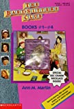 Baby-Sitters Club, Books 1-4 (0590598872) by Martin, Ann M.