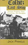 img - for Colditz Last Stop (ISIS Large Print) book / textbook / text book