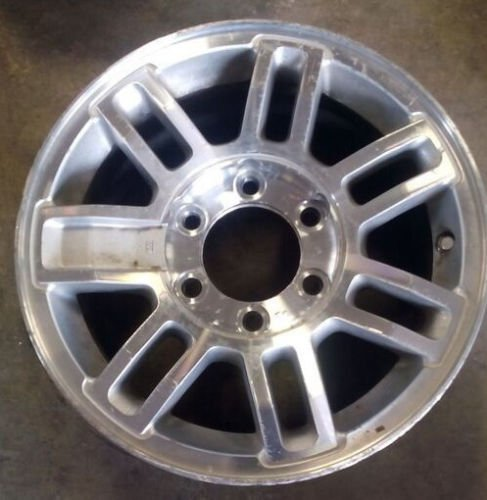 16 INCH 2006 2007 2008 2009 2010 HUMMER H3 OEM ALLOY WHEEL RIM 6304 9594960 16x7.5 (Hummer H3 Rims compare prices)