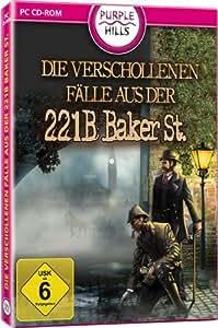 Die verschollenen Fälle aus der 221B Baker St.