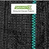 1m x 15m Roll 100g Heavy Duty Weed Control Fabric Membrane Landscape (a581 n)