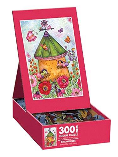 Lang Birdhouse by Debi Hron Puzzle (300-Piece)