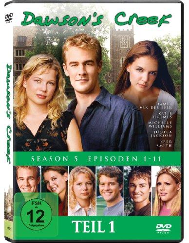 Dawson's Creek - Season 5, Vol.1 [3 DVDs]