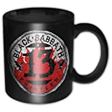 Black Sabbath Mug, 13 Flame Circle