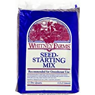 SCOTTS GROWING MEDIA 75082240 Whitney farms Seed Starting Potting Mix