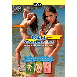 Nude at the Lake featuring Cali Elena Amanda Tatyana and Laci- a Nude-Art Film