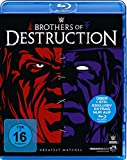 Image de Brothers of Destruction:Greatest Matches [Blu-ray] [Import allemand]