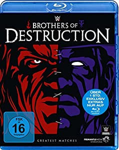 Brothers of Destruction - Greatest Matches [Blu-ray]