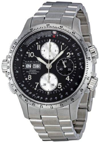 Hamilton H77616133 - Reloj de pulsera hombre