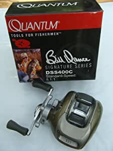 Quantum Bill Dance Signature Series Standard Speed Baitcast Reel