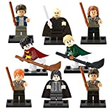 SEOWTOYS® 2016 New Brand 8 PCS Harry Potter Minifigures Building Block Toys For Children's