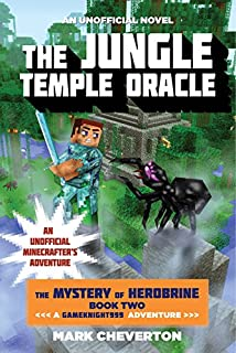 Mystery of Herobrine book 2