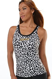 Leopard Print Tank - BASIC MOVES